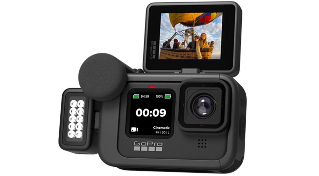 Rozbuduj kamerę HERO9 Black o dodatkowe akcesoria