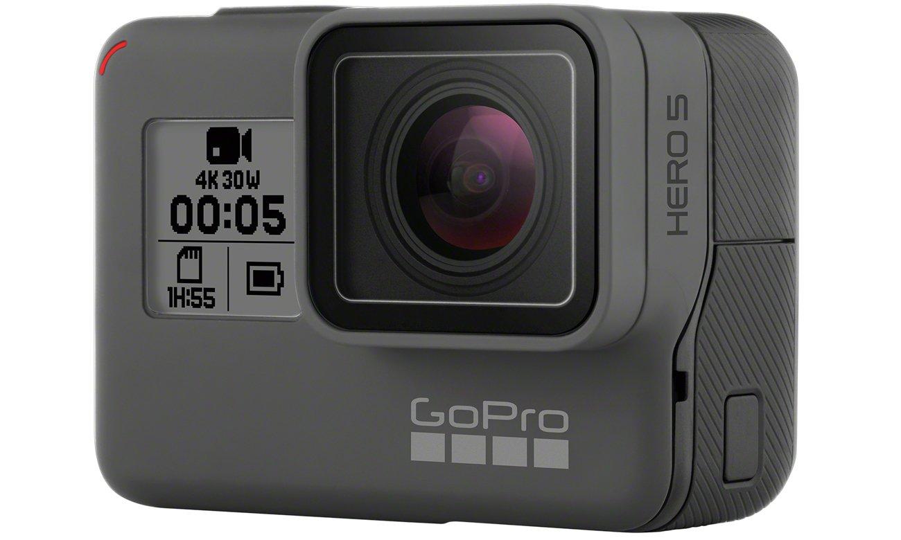 Kamera GoPro HERO5 Black Funkcja stabilizacji obrazu