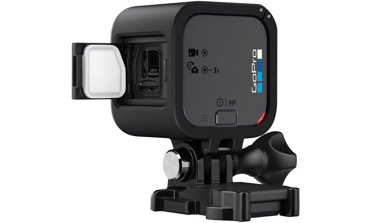 GoPro Hero 5 Session CHDHS-501-PL widok złączy