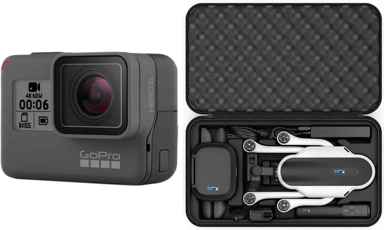 Вміст Drone GoPro Karma Kit