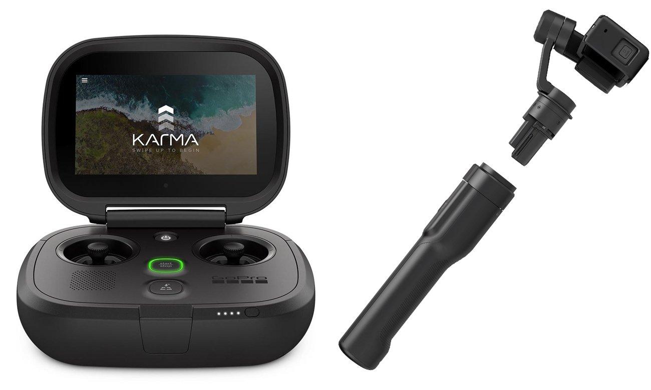 Вміст Dron GoPro Karma Light Kit