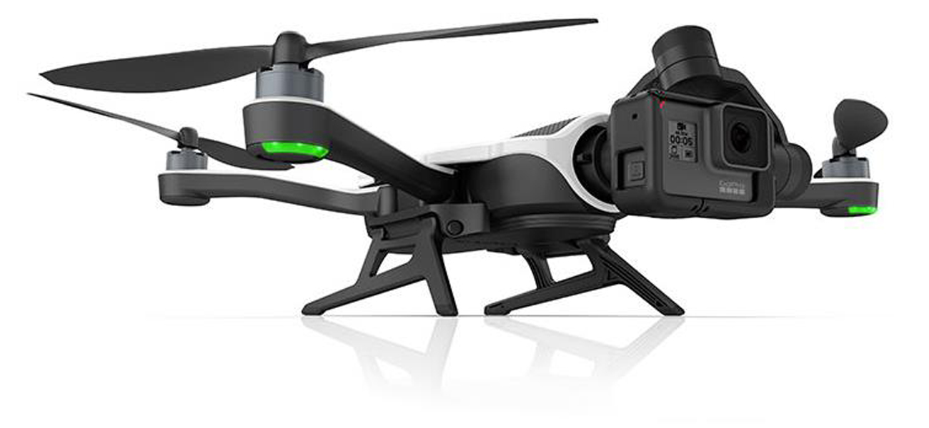 Dron GoPro Karma Widok z boku