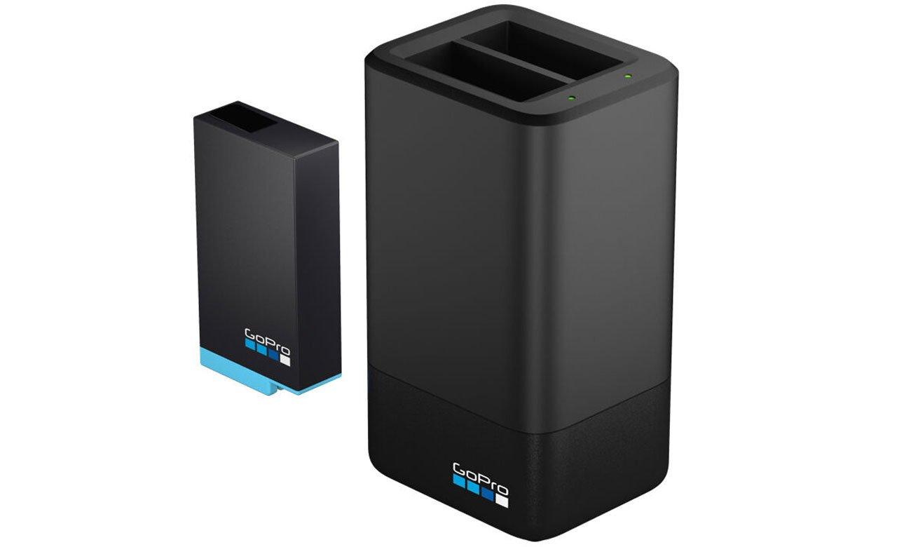 Ładowarka GoPro MAX Dual Battery Charger + Akumulator