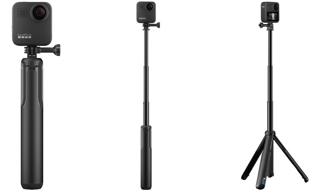 Wysięgnik Grip + Tripod do kamery GoPro MAX