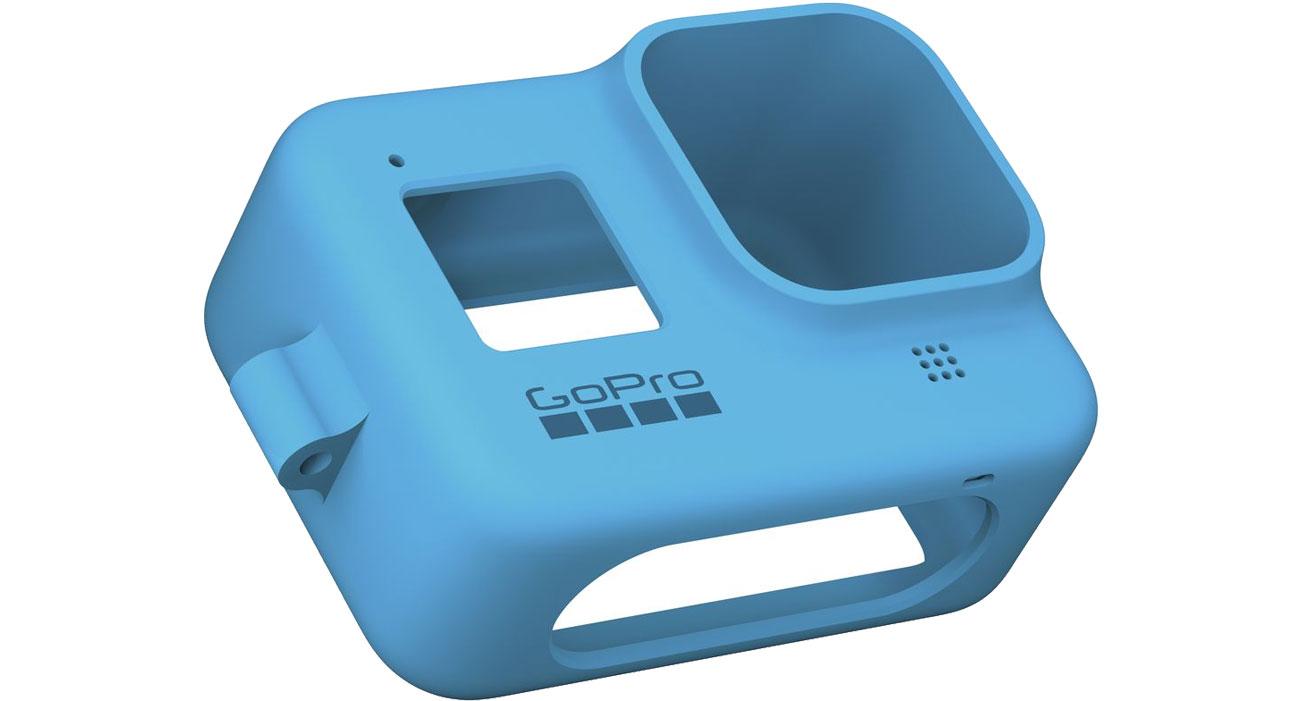 Etui GoPro do HERO8 Black niebieskie