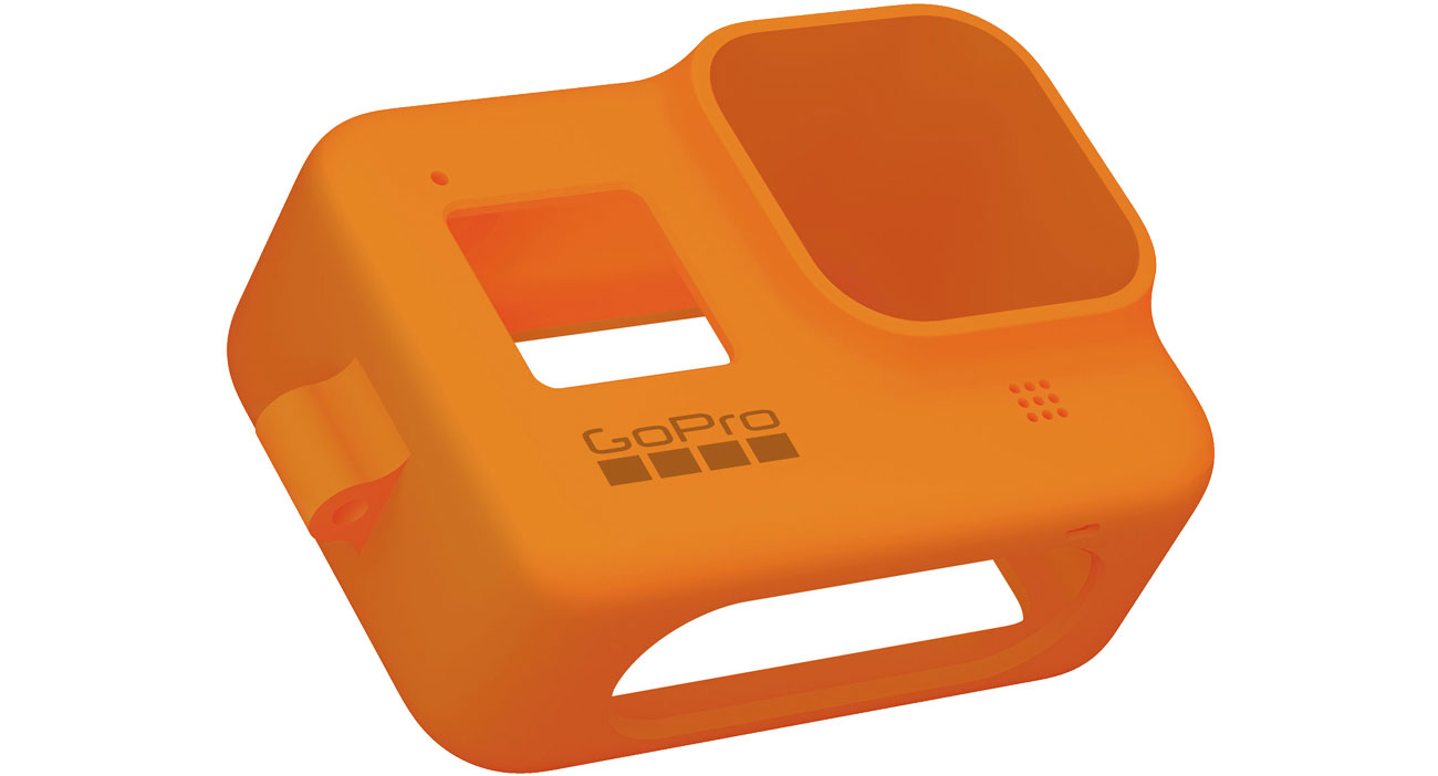 Etui GoPro do HERO8 Black pomarańczowe