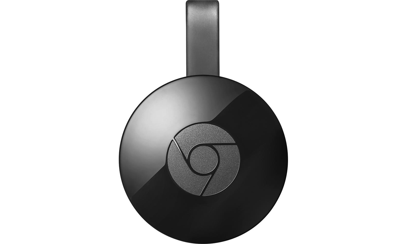 Google Chromecast 2015 HDMI Streaming Media