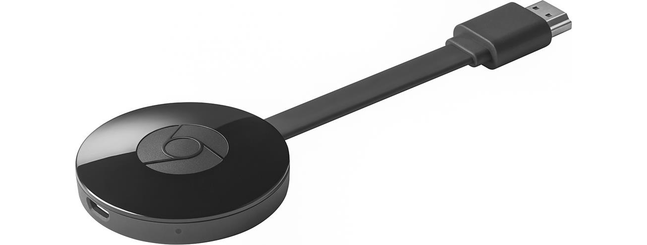 Google Chromecast Streaming Media