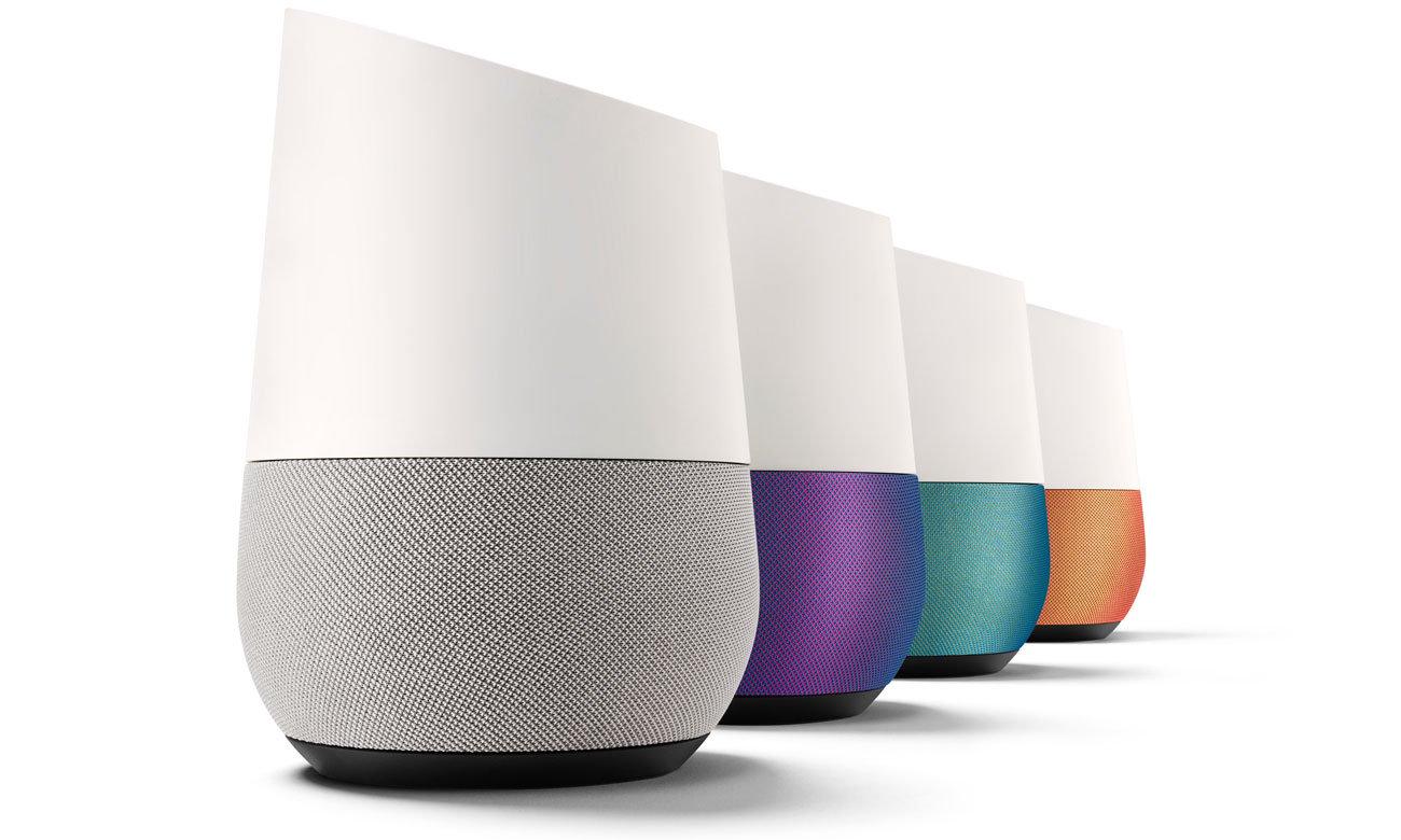 Poznaj głośnik Google Home
