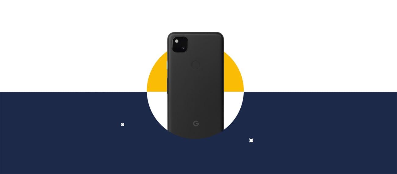 Bateria na cał dzień Google Pixel 4a