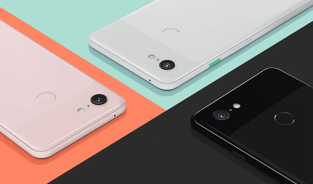 Google Pixel 3 xl nowoczesny design duża wydajność