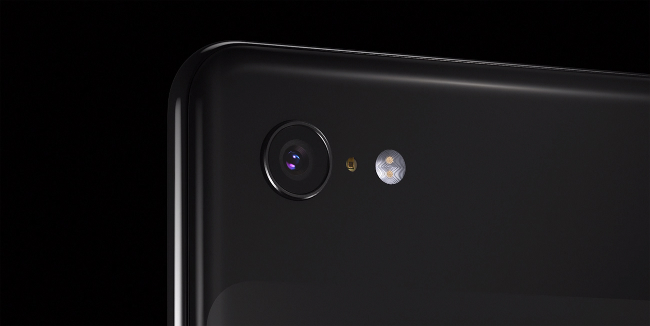 Google Pixel 3 aparat Dual Pixel i Visual Pixel