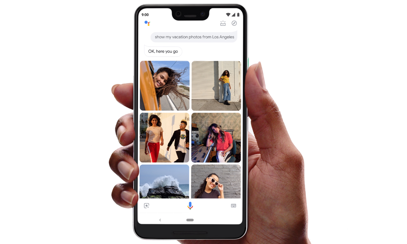 Google Pixel 3 Android Pie asystent google lens