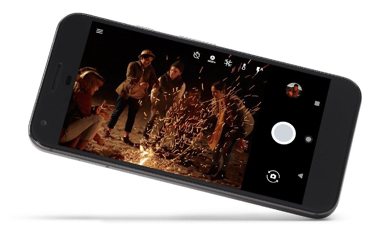 Google Pixel XL aparat 12,3 z obiektywem f/2.0