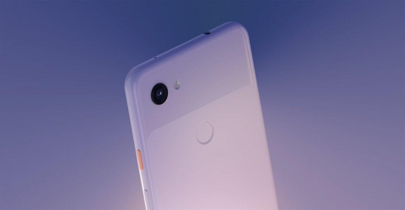Google Pixel 3a XL aparat Dual Pixel i Visual Pixel sony imx 363
