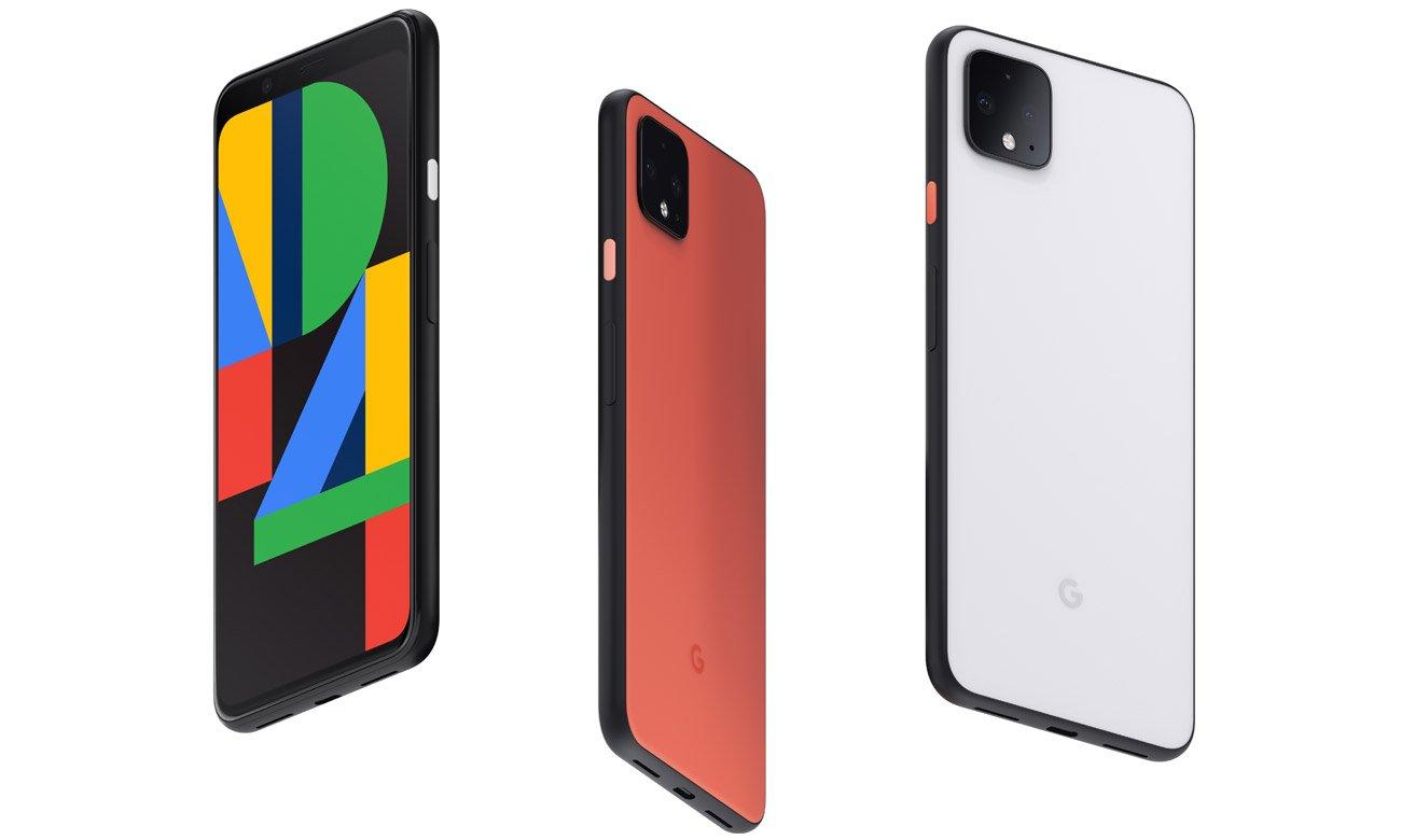 Google Pixel 4 nowoczesny design unikatowe funkcje
