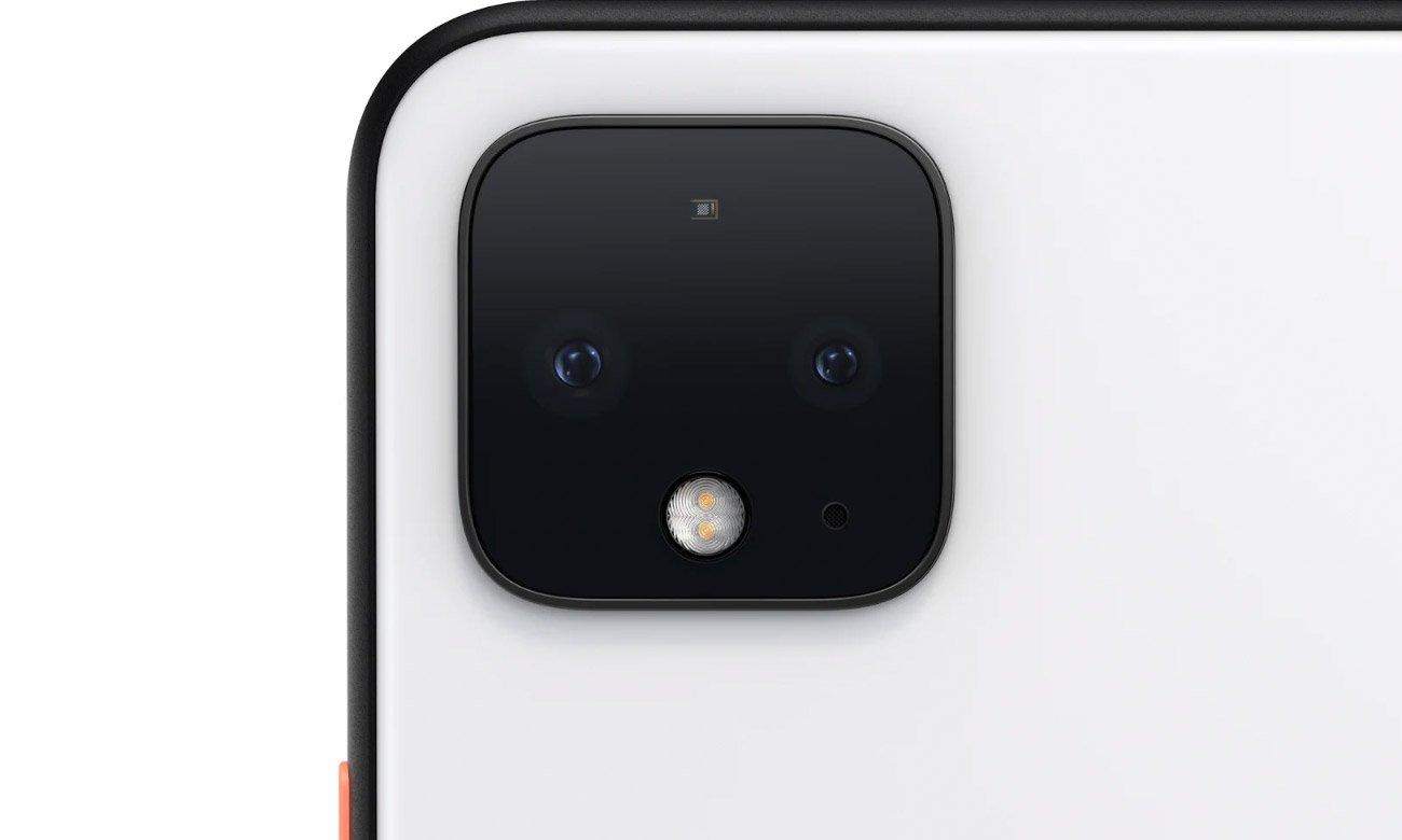 Google Pixel 4 podwójny aparat do fotografii nocnej
