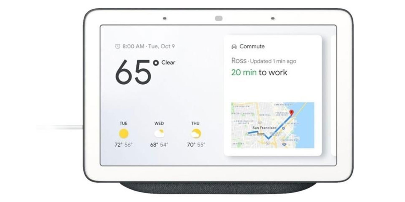 Google Home Hub Black