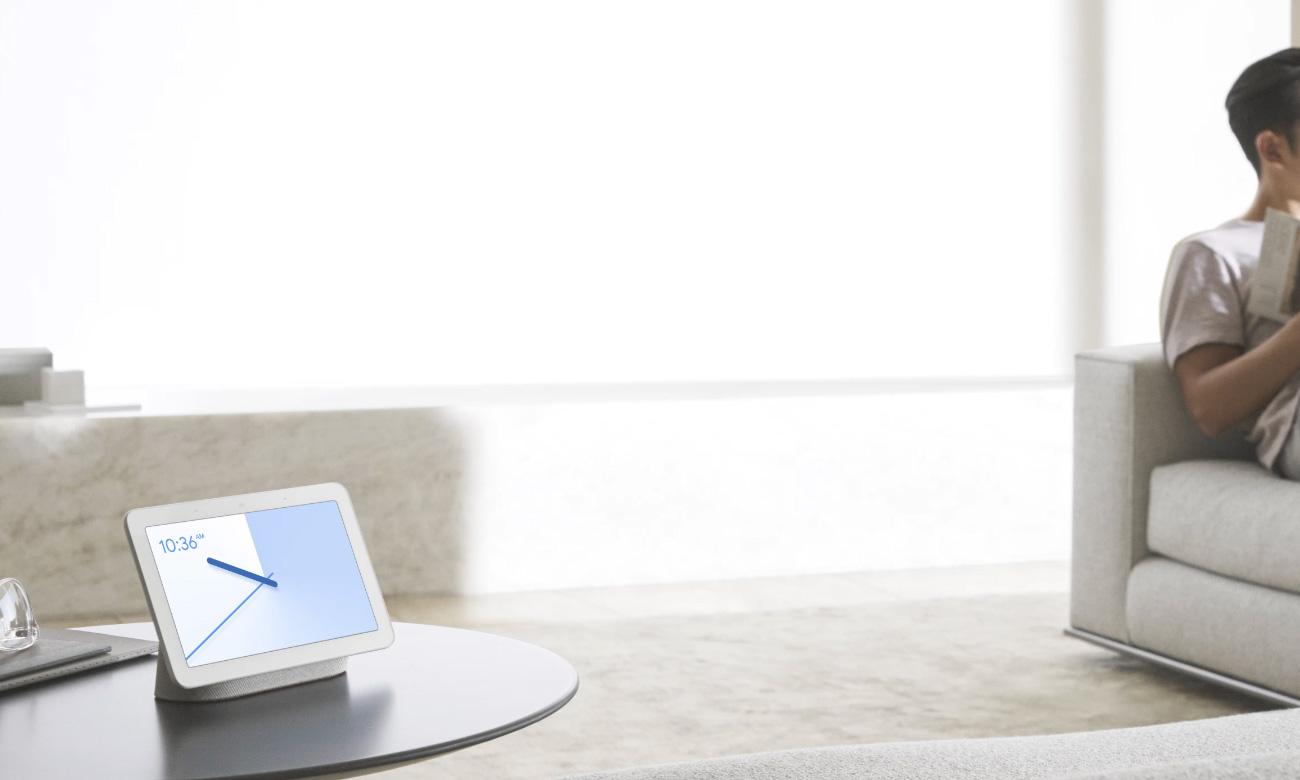 Google Home Hub White