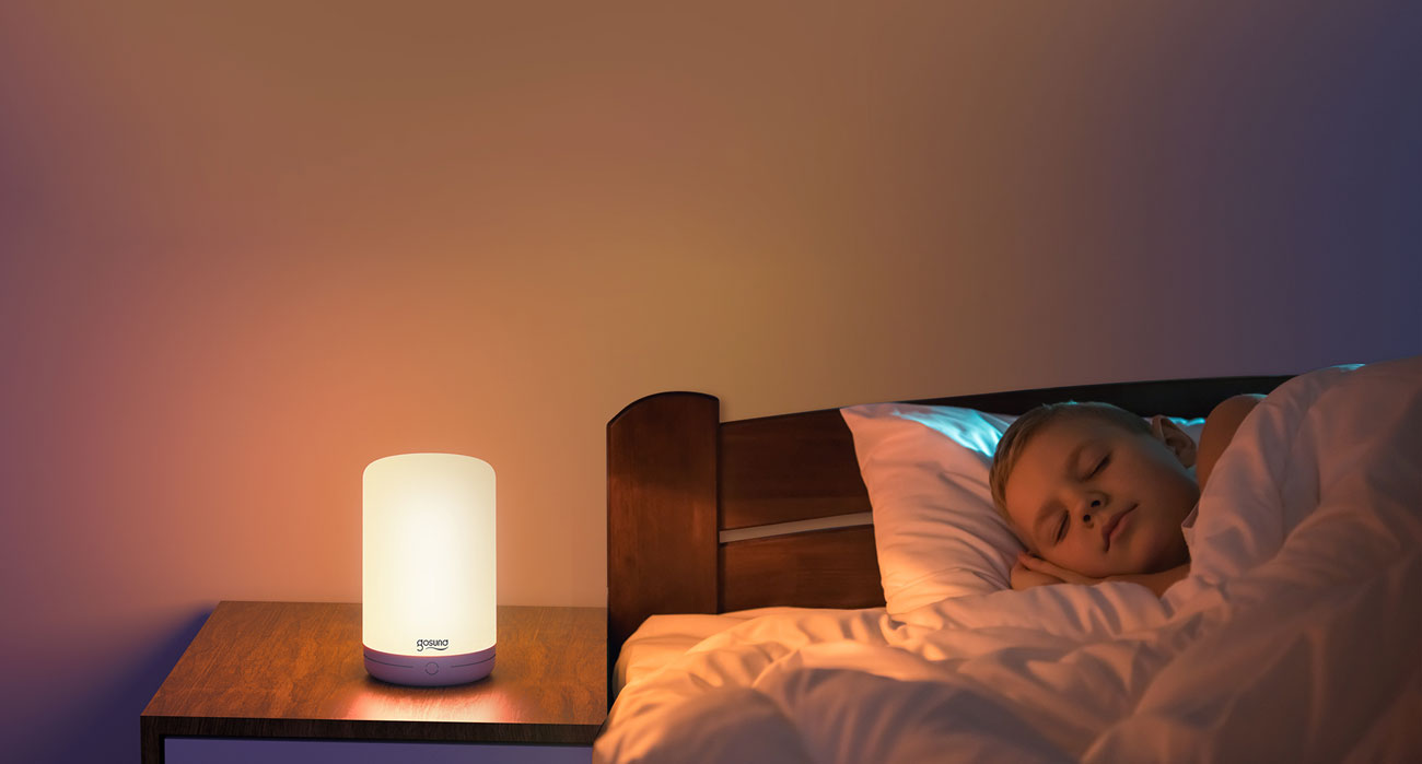 Lampka nocna Gosund Smart Light RGB LB3