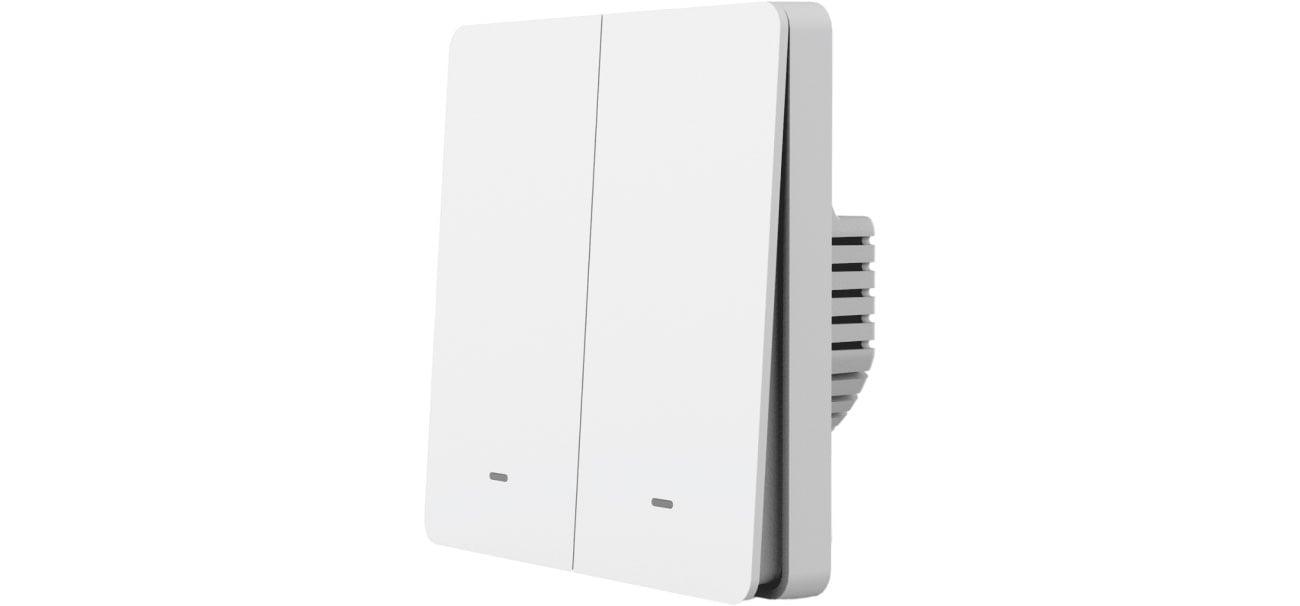 Przycisk/pilot Gosund Inteligentny przełącznik światła (podwójny) SW9