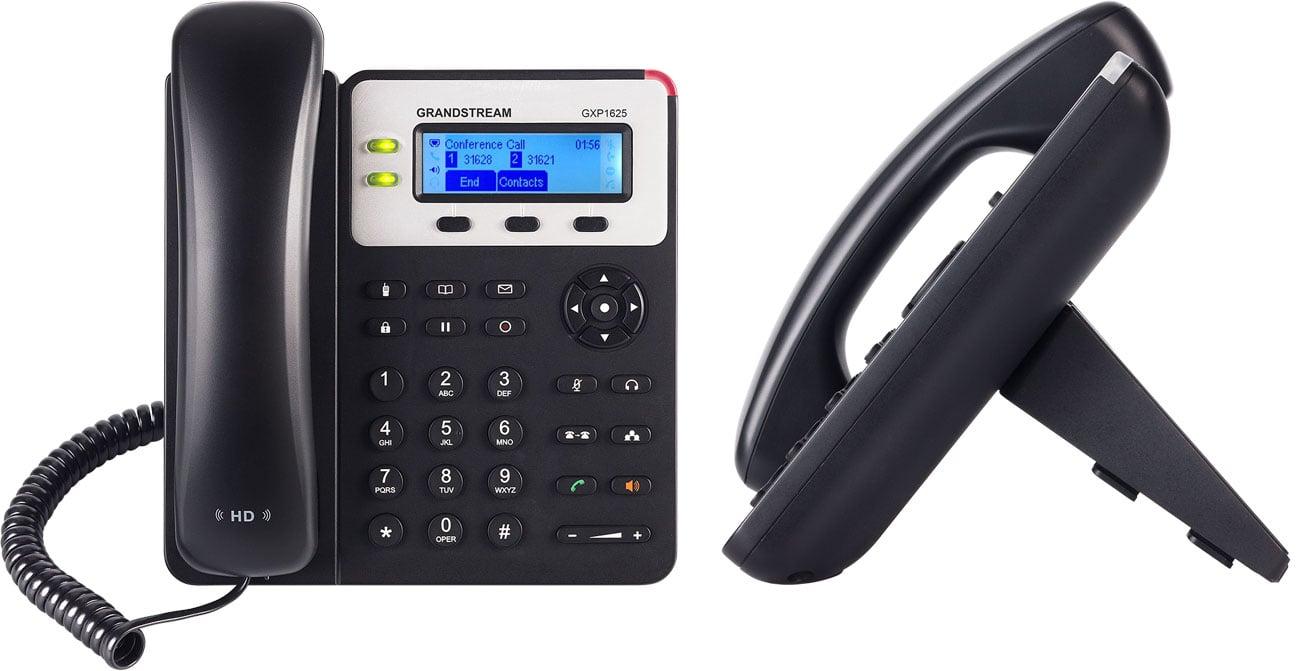 Grandstream GXP 1625 HD 3-linie 2x10/100Mbps 2xSIP PoE