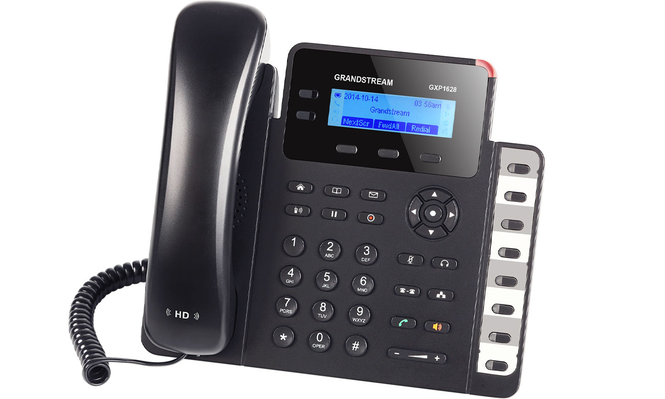 Telefon Grandstream GXP 1628 HD VoIP
