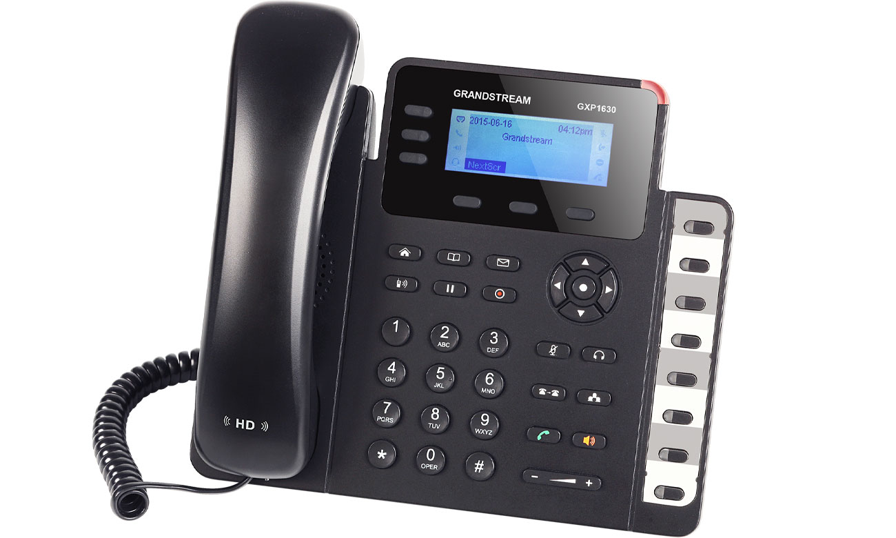 Telefon Grandstream GXP 1630 HD VoIP