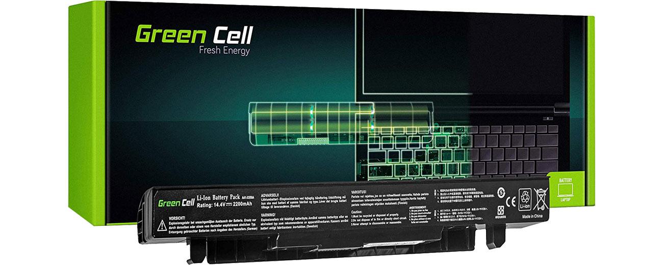 Green Cell Bateria do Asus (2200 mAh, 14.4V, 14.8V) AS58