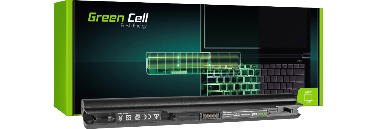 Green Cell Bateria do Asus (4400 mAh, 14.4V, 14.8V)