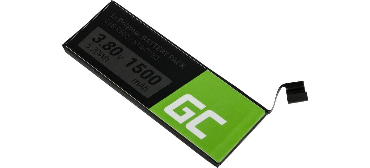 Green Cell Bateria A1457 do Apple iPhone 5S + zestaw narzędzi BP31