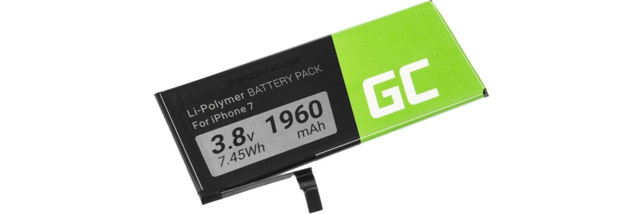 Green Cell Bateria A1660 do Apple iPhone 7 + zestaw narzędzi BP52