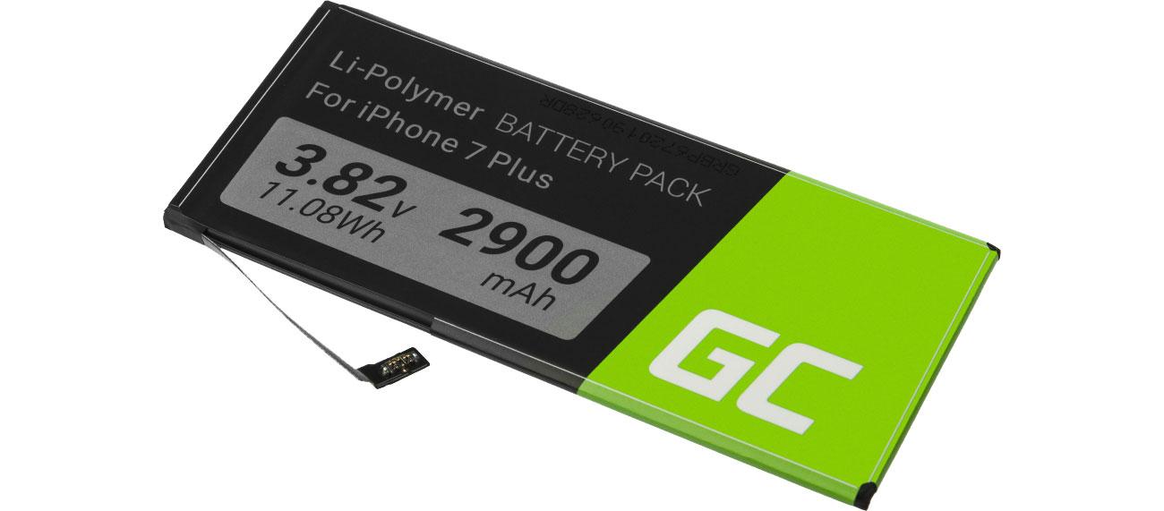 Green Cell Bateria A1661 do Apple iPhone 7 Plus + zest. narz. BP67
