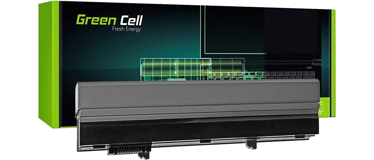 Green Cell Bateria do Dell Latitude (4400 mAh, 11.1V, 10.8V) DE27