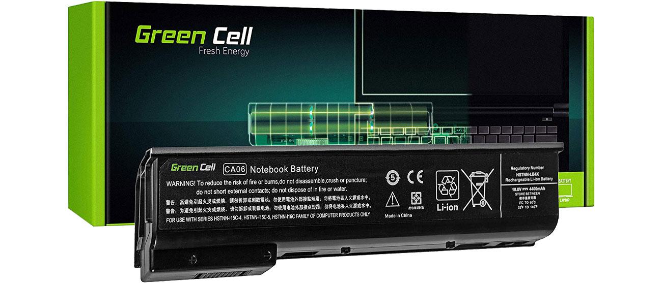 Green Cell Bateria do HP ProBook (4400 mAh, 10.8V, 11.1V) HP100