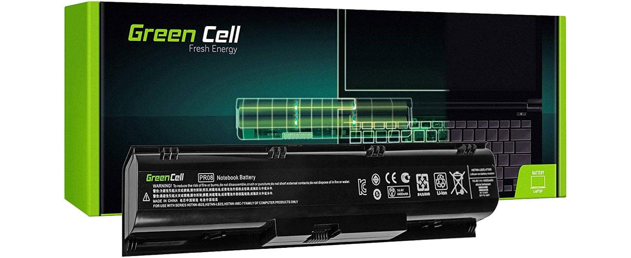 Green Cell Bateria do HP ProBook (4400 mAh, 14.4V, 18.8V) HP41