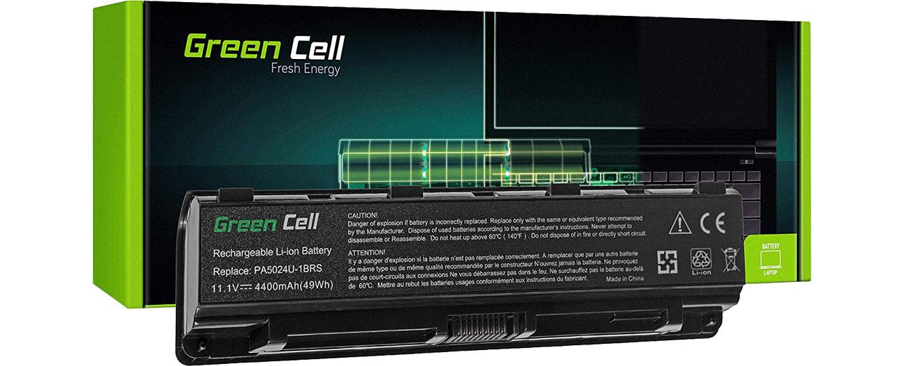 Green Cell Bateria do Toshiba (4400 mAh, 10.8V, 11.1V) TS13