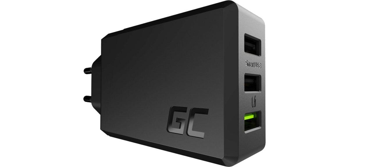 Ładowarka sieciowa ChargeSource3 (Ultra Charge) CHARGC03