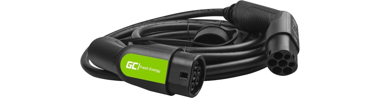 Green Cell Kabel GC EV Type 2 7.2kW 7m EV10