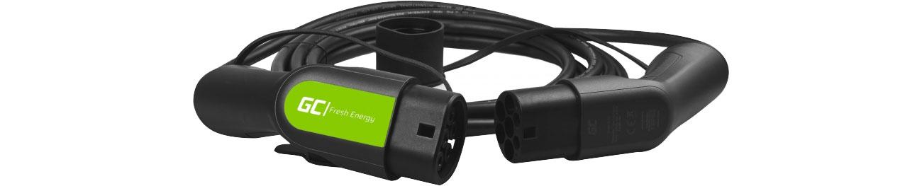 Green Cell Kabel GC EV Type 2 3.6kW 5m EV13