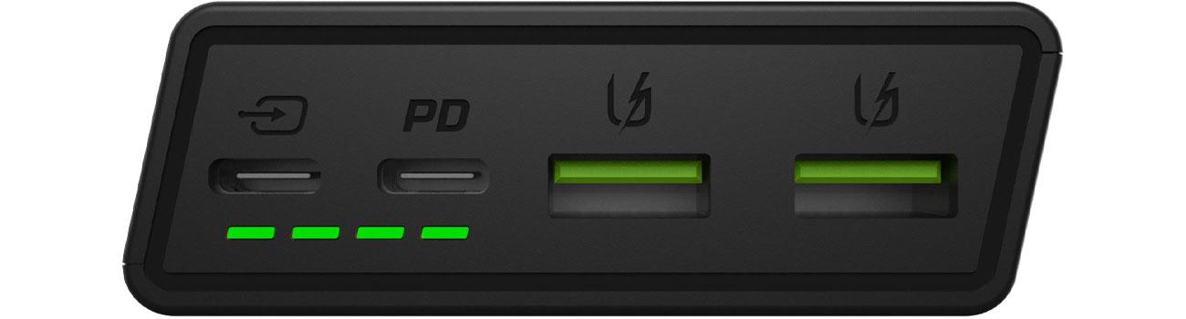 Powerbank Green Cell GC PowerPlay20 20000mAh PBGC03