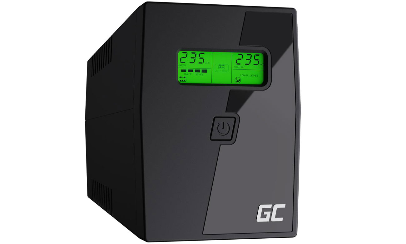 Green Cell Power Proof UPS01LCD