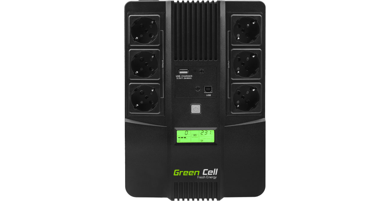 Green Cell AiO UPS07
