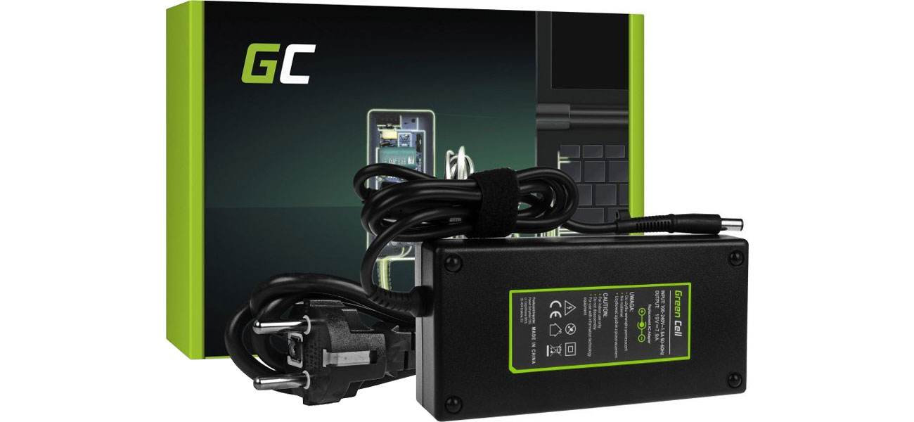 Green Cell Zasilacz do HP 150W (7.9A, 7.4-5.0mm) AD110