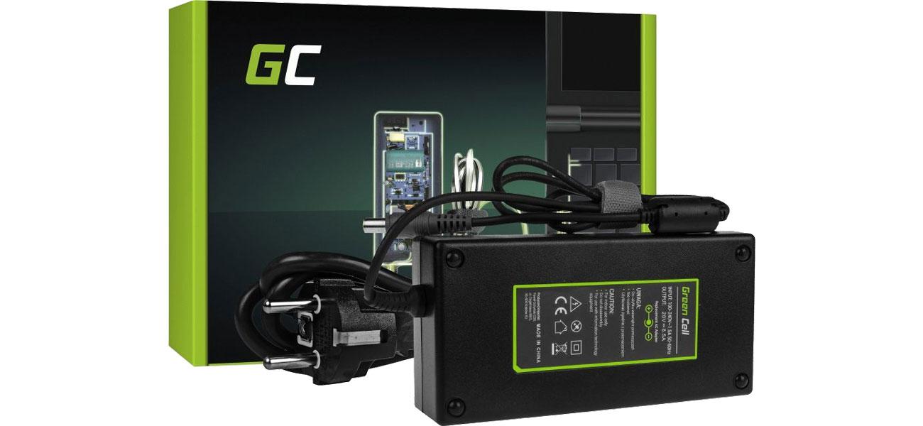 Green Cell Zasilacz do Lenovo 170W (8.5A, 7.9-5.5mm) AD116