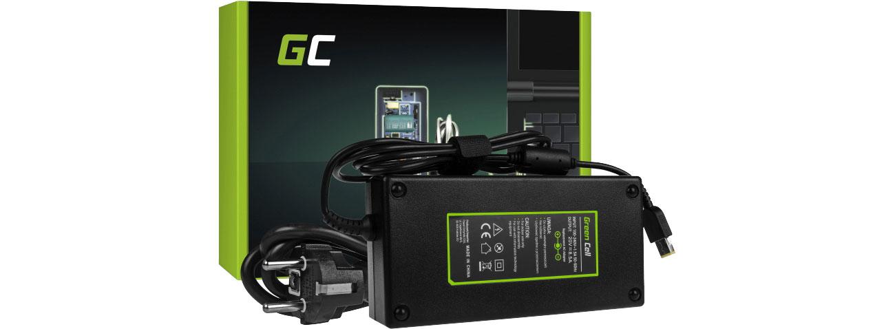 Green Cell Zasilacz do Lenovo 170W (8.5A, USB) AD117