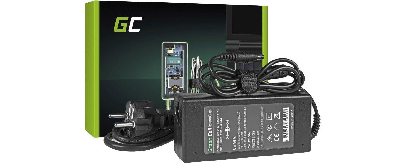 Green Cell Zasilacz do Samsung 90W (4.74A, 5.5-3.0mm) AD21