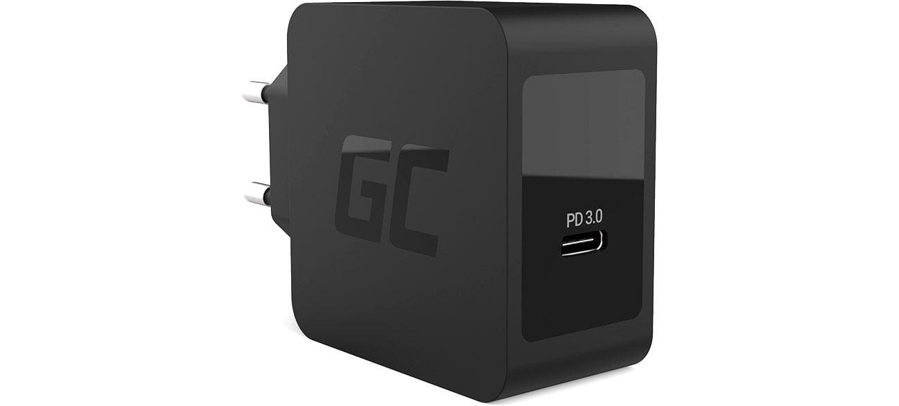 Green Cell Ładowarka sieciowa USB-C 18W PD CHAR07