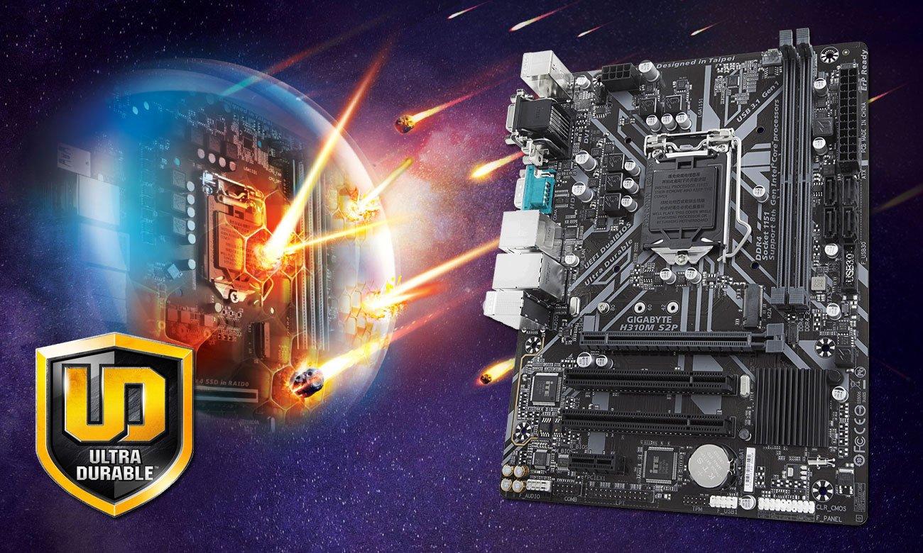 Gigabyte H310M S2P Ultra Durable