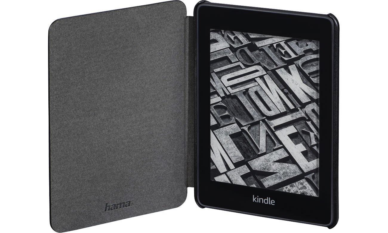 Etui Hama Etui z Klapką do Kindle Paperwhite 4 czarny 001824280000
